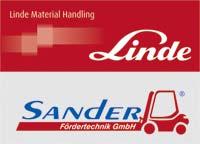 Sander Fördertechnik GmbH – Vertragshändler Linde Material Handling